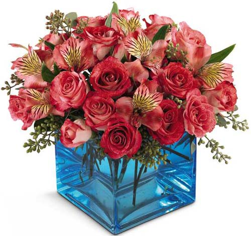 FTD� Share My World� Bouquet in Nationwide MI, Wesley Berry Florist, Inc.