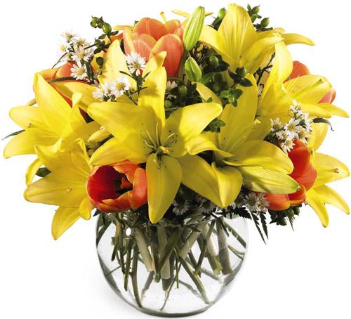 All Is Bright in Nationwide MI, Wesley Berry Florist, Inc.