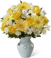 FTD� Mother''s Charm� Bouquet - Boy in Nationwide MI, Wesley Berry Florist, Inc.