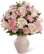 FTD� Mother''s Charm� Bouquet - Girl in Nationwide MI, Wesley Berry Florist, Inc.