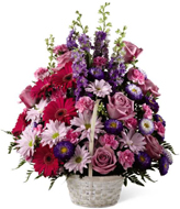 FTD� Pastel Peace� Basket in Nationwide MI, Wesley Berry Florist, Inc.