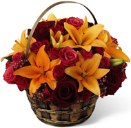 Harvest Blooms in Nationwide MI, Wesley Berry Florist, Inc.