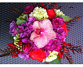 SUMMER IN BRAZIL  BOUQUET in Bellevue WA, CITY FLOWERS, INC.