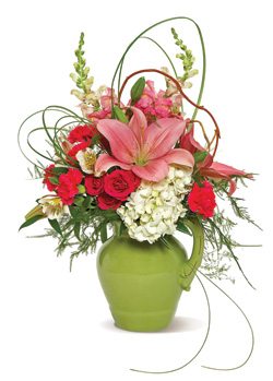 Garden Fresh in Nationwide MI, Wesley Berry Florist, Inc.