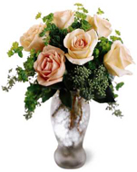 FTD� Sun Blushed� Bouquet in Nationwide MI, Wesley Berry Florist, Inc.