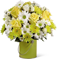 FTD� Color Your Day With Sunshine� Bouquet in Nationwide MI, Wesley Berry Florist, Inc.