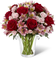 FTD� Graceful Wishes� Bouquet by Vera Wang in Nationwide MI, Wesley Berry Florist, Inc.