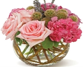 Precious Pinks in Nationwide MI, Wesley Berry Florist, Inc.
