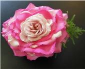 Posh Pink Corsage in El Paso, Texas, Debbie's Bloomers