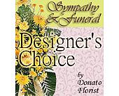 Sympathy Designer's Choice in Roselle Park, New Jersey, Donato Florist