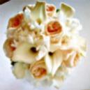 Garden Wedding - Bridal Bouquet  in Lemont, Illinois, Royal Petals