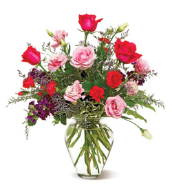 Blush of color in Nationwide MI, Wesley Berry Florist, Inc.