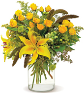 Good as Gold in Nationwide MI, Wesley Berry Florist, Inc.