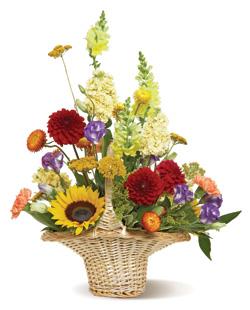 Walk in the Garden in Nationwide MI, Wesley Berry Florist, Inc.