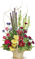 Country Fresh in Nationwide MI, Wesley Berry Florist, Inc.