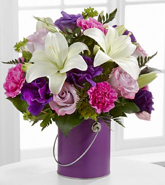 The FTD� Color Your Day With Beauty� Bouquet - VAS in Highlands Ranch CO, TD Florist Designs