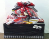 Bama Bound Basket in Tuscaloosa AL, Pat's Florist & Gourmet Baskets, Inc.