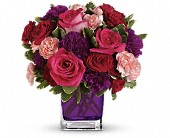 Bejeweled Beauty by Teleflora in St. Clair Shores MI, DeRos Delicacies