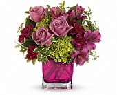 Splendid Surprise by Teleflora in Belleville NJ, Rose Palace