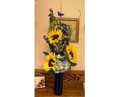 Sunflower love in Melbourne FL, Paradise Beach Florist & Gifts