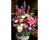 Wedding Alter Piece Arrangement in Houston, Texas, Athas Florist