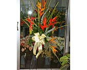 Sympathy - Exotic Easel in Houston, Texas, Athas Florist