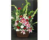 Sympathy - Basket Arrangement in Houston, Texas, Athas Florist