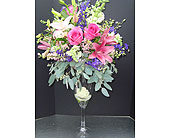 Wedding Centerpiece in Houston, Texas, Athas Florist