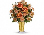 Teleflora's Southern Belle Bouquet in Greensboro NC, Botanica Flowers and Gifts