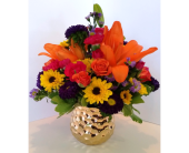 Golden Bright in Nashville TN, Flowers By Louis Hody
