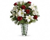 Teleflora's Glorious Noel Bouquet in Bend OR, All Occasion Flowers & Gifts