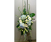 Heavenly blues in Melbourne FL, Paradise Beach Florist & Gifts