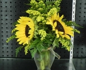 3 Sunflower Arrangment in Mililani Town HI, Mililani Town Florist