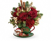 Teleflora's Send a Hug Night Before Christmas