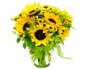 Summer Sunflowers ON SALE in Little Rock AR, Tipton & Hurst, Inc.