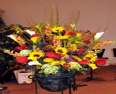 Church Alter Decorations in Lancaster, Pennsylvania, Heather House Floral Designs