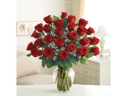 24 Long Stem Red Roses in Dayton OH, Furst The Florist & Greenhouses