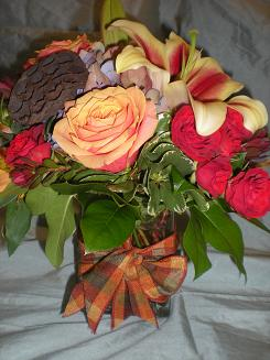 Designer's choice small fall in Bothell WA, The Bothell Florist