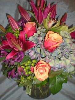 fall in love in Bothell WA, The Bothell Florist
