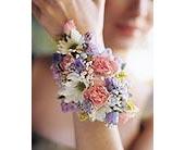 Spring Sensation Wristlet