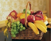 Fruit, Cheese and Crackers in Warren MI, Downing's Flowers & Gifts Inc.