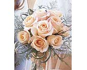 Peach Promise Bouquet in Butte MT, Wilhelm Flower Shoppe