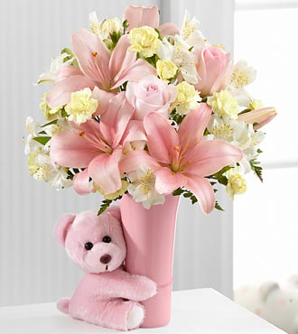 FTD- Baby Girl in Woodbridge VA, Lake Ridge Florist