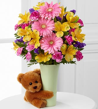 FTD- Festive Big Hug in Woodbridge VA, Lake Ridge Florist