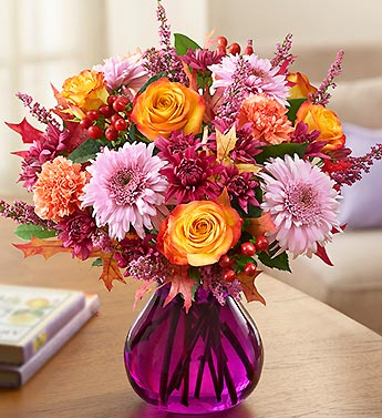 1 800 Flower-Plum Crazy for Fall in Woodbridge VA, Lake Ridge Florist