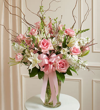 1 800 Flowers- Beautiful Blessings-Pink in Woodbridge VA, Lake Ridge Florist