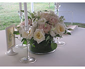 Wedding in Chatham, New York, Chatham Flowers and Gifts