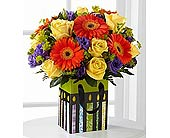 FTD Perfect Birthday - Decorative Bag Included in Richmond BC, Terra Plants & Flowers
