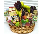 Signature Fruit & Gourmet Basket