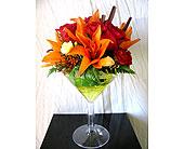 Coronado Flowers - Cinnamon Martini - The Floral Gallery